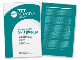 Scarica il programma del Pro-Memoria