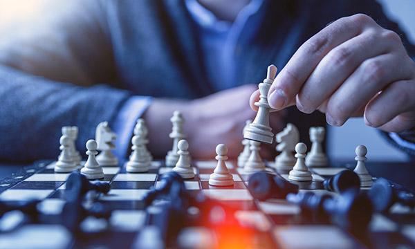 Un esercizio di memoria: proviamo con gli scacchi…